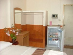 Budget double bed room